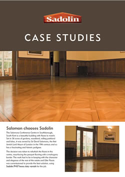 Sandolin wooden flooring case study